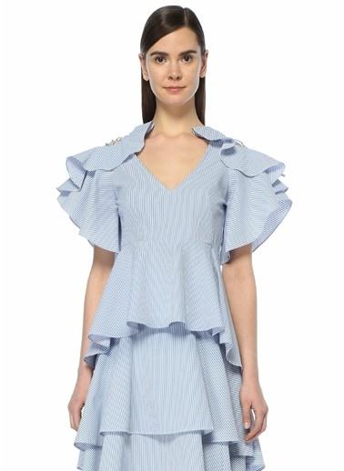 Marissa Web Bluz Mavi
